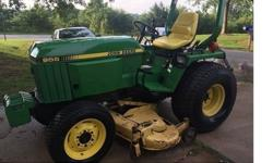 !!!---//--John Deere 955--AVAIABLE NOW!!!--//--