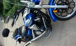 009 Yamaha 950 Vstar Purchased NEW in June, 2011 with 413