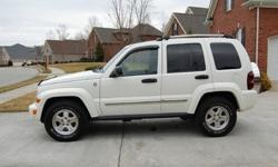 05 Jeep Liberty Limited 4WD CRD Diesel