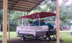?06 Beachcomber Pontoon Boat?