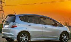 07 Honda Fit Hatchback Automatic 37mpg