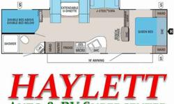 0 JAYCO 28BHBE, , COMFORTABLE ACCOMMODATIONS ARE ... -