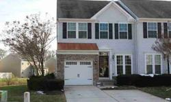 10015 Iron Pointe Dr Millsboro Three BR, END UNIT TOWNHOUSE