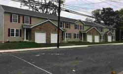 1009 Juniper St Quakertown, Newer Three BR townhouses your