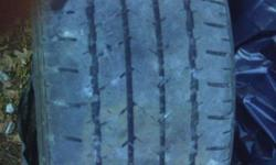 $100 16 Inch Tires, Matching Set of 4 (Tompkinsville)