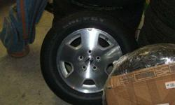 "$100 2 15"" Honda Rims with Tires (40241)"