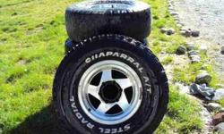 "$100 6 Lug 15"" Truck wheels (Houston)"