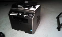 $100 Dell 1815DN - Laser MFP (Print/Copy/Scan/Fax)