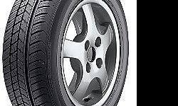 $100 Dunlop Sp31 a/S Tire 175/65r15 Two Tires Very Good