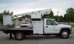 $100 FOR RENT! Refurbished 2000 Chevrolet 3500HD Bucket