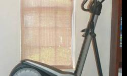 $100 Gold's Gym Stride Trainer 310 Elliptical