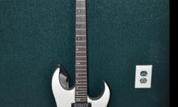 $100 Greg Bennett Interceptor Electric Guitar