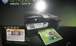$100 HP OfficeJet 4500 wireless printer