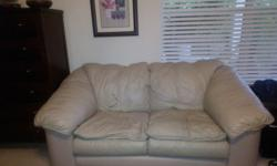 $100 Leather Couch
