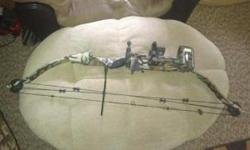 $100 Left handed bow (listing this for my husband)