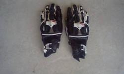$100 Motorcycle gloves/gear
