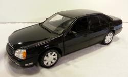$100 OBO 1/18 scale diecast model 2000 Cadillac DTS *Custom
