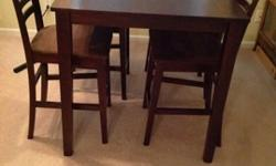 $100 OBO Counter dining set