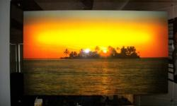 $100 OBO Digital Picture / Island Sunset