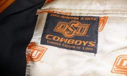 $100 OBO OSU Suit Jacket- Limited Edition