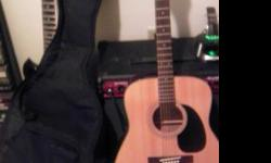 $100 OBO Takeamine g-240 accoustic guitar