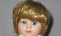 $100 Ring Bearer Porcelain Doll from Dynasty