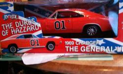 $100 Scale 1:18 Dukes Hazard General Lee diecast metal