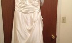 $100 wedding dress