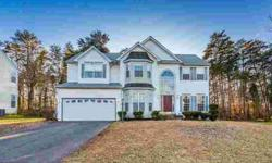 10500 Coral Berry Dr Manassas Four BR, Gorgeous Three Story