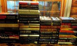 108 HB & SB Mystery / Crime / Thriller Genre Books of Best