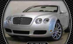 $109,988 Used 2007 Bentley Continental GTC for sale.
