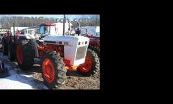 $10,000 1979 Case David Brown 995 Tractor 4WD