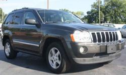 $10,180 2006 Jeep Grand Cherokee Limited
