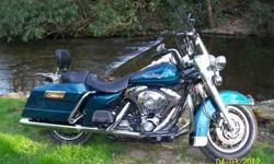 $10,500 2004 Harley Davidson Road King