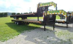 $10,500 Gooseneck Trailers Factory direct price