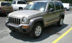 $10,650 Used 2004 JEEP LIBERTY For Sale