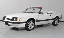 $10,860 1985 Ford Mustang GT