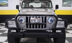 $10,900 Used 2002 Jeep Wrangler Sport 4x4 Coupe, 153,476