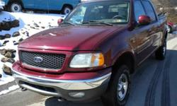 $10,900 Used 2003 Ford F-150 for sale.