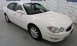 $10,942 2005 Buick LaCrosse 4dr Sdn CXL