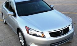 $10,987 OBO 2008 Honda Accord EXL (Leather, sunroof)