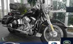 $10,988 2005 Harley Davidson Heritage Softail Classic 25505