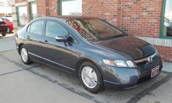 $10,988 2006 Honda civic Hybrid