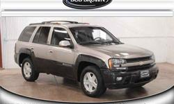 $10,990 2003 Chevrolet TrailBlazer