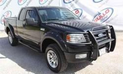 $10,995 2004 Ford F-150 FX4