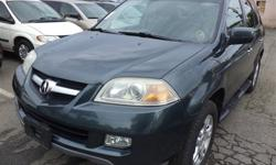 $10,999 2006 Acura MDX Touring w/Nav.Sys.-RES