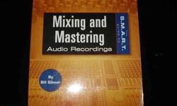$10 Audio Mixing book/dvd -
