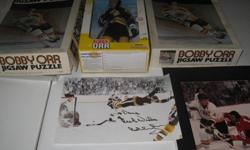 $10 Bobby Orr Lot ~ $10.00 and Up