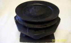 $10 craftsman SEARS MOWER DECK MANDRIL (PULLEY)