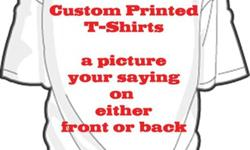 $10 Custom T-Shirts For Sale
